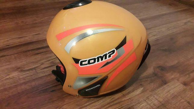 Rossignol comp kask narciarski 6-10 lat