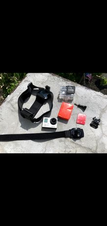 GoPro Hero 3 silver + sd 16gb