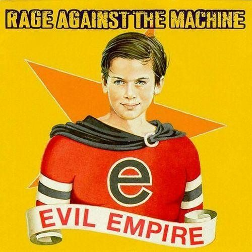 Rage Against The Machine - Evil Empire винил vinyl Днепр - изображение 1