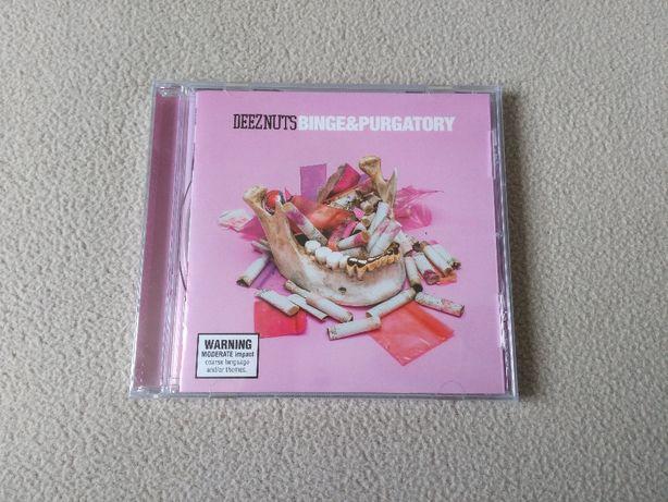 Deez Nuts Binge & Purgatory CD nowa metal rock hard heavy unikat
