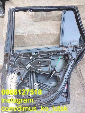 Запчасти задней правой двери стеклоподъемник, тросы, ручки BMW E39