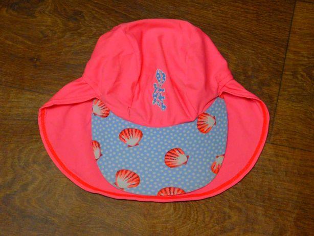 кепка для купания с защитой 10 -11 лет девочке защита от уф