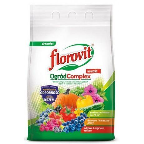 FLOROVIT Сад Complex 10кг комплексне добриво Флоровіт