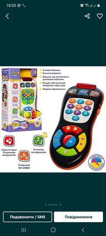 Телефон,пульт розвиваючий Limo Toy