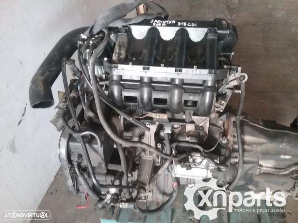 Motor MERCEDES SPRINTER 4-t (904) 413 CDI | 04.00 - 05.06 Usado REF. OM 611.981
