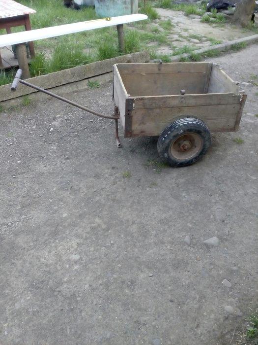 Продам тачку 2-колісну Богородчаны - изображение 1