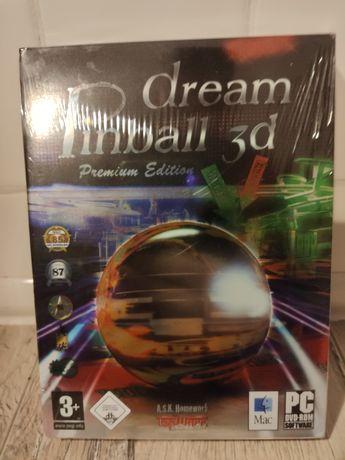 Gra PC na komputer Dream  Pinball 3d Flippery nowa w folii