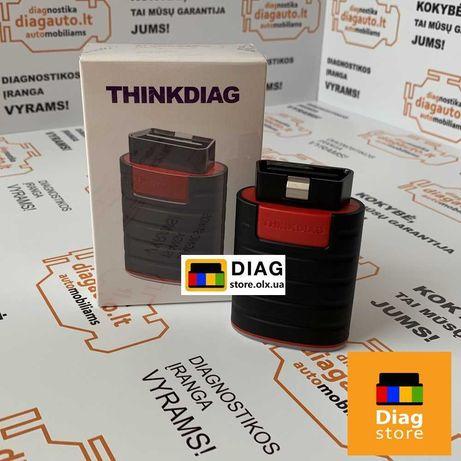 Launch ThinkDiag+ Официальный (EasyDiag, X431) + ВСЕ МАРКИ на 1 год!