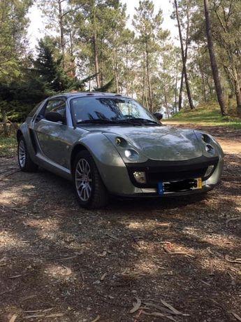 Smart roadster coupé 82cv