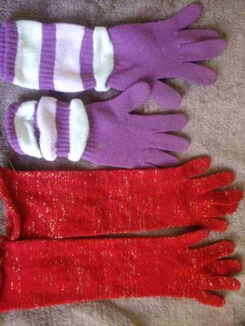 Роба перчатки рукавицы