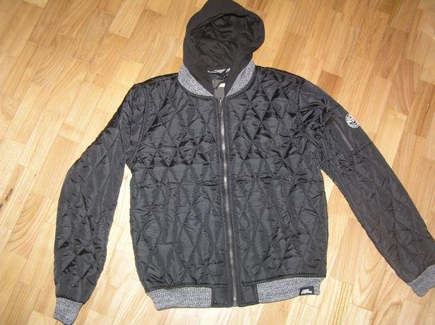 Куртка демисезонная бомбер деми для мальчика No Fear Оригинал