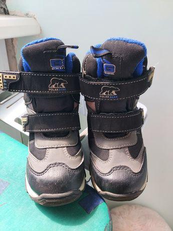Термо-ботинки B&G