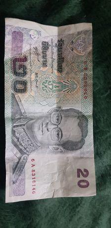 Продам тайський бат