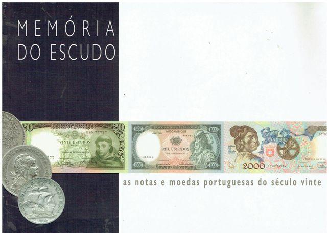 7806 Memória do Escudo as notas e moedas portuguesas do século vinte.