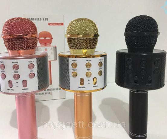 Топовые МИКРОФОНЫ для караоке дома! БЛЮТУЗ микрофоны! Громкие и качест