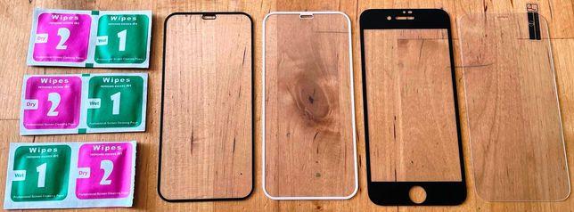 iPhone 12 MINI SE 2020 folia szkiełko szybka ochronna na ekran
