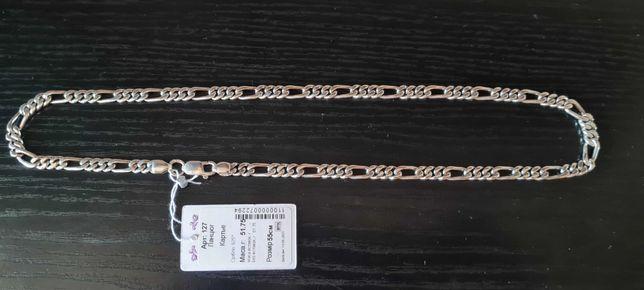 Серебряная цепочка 50 гр. Cartier (Картье) 925 проба