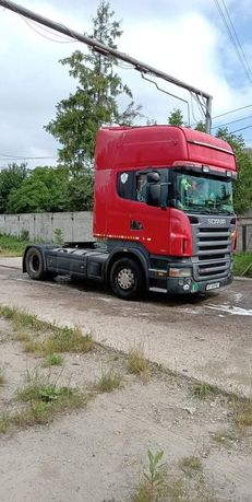 Сідловий тягач Scania R420