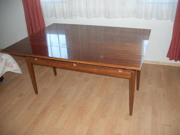 stół - ława l. 60/70 PRL