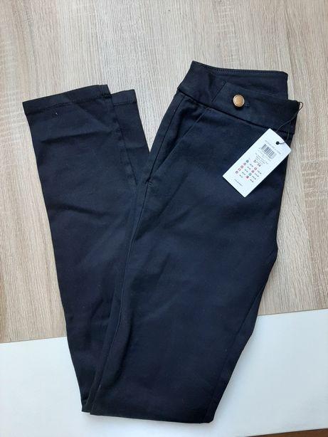 Spodnie czarne xs/s