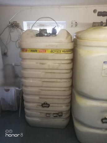 Zbiornik na olej opałowy