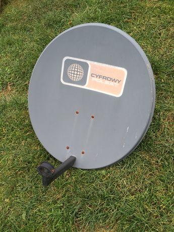 Antena satelitarna czasza Cyfrowy Polsat