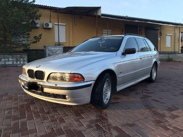 BMW 530 на автоматі