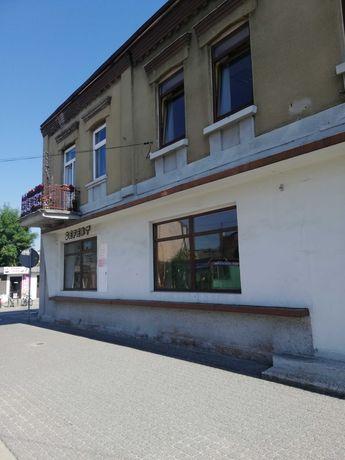 Sprzedamy budynek usługowo-handlowy oraz pawilony handlowe w Łazach