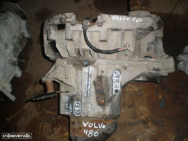 Caixa velocidade SREF295 VOLVO / 480 / 1.8I / 5V / GASOLINA /
