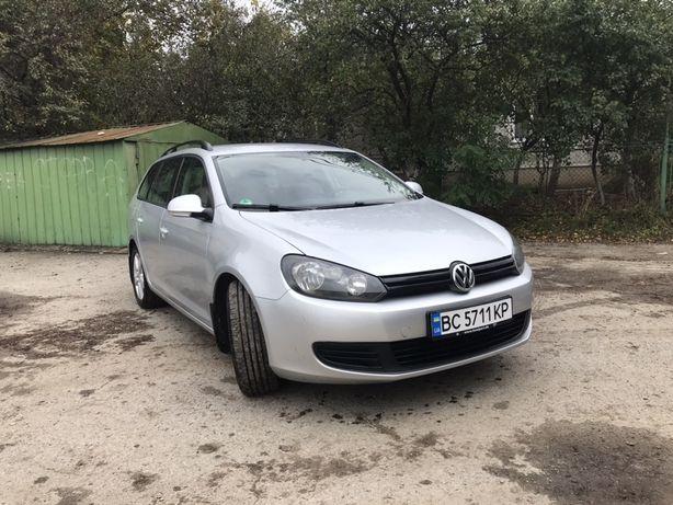 Volkswagen Golf6 2011