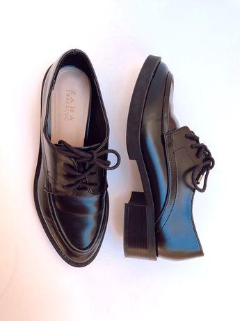 Sapato classico Preto   ZARA