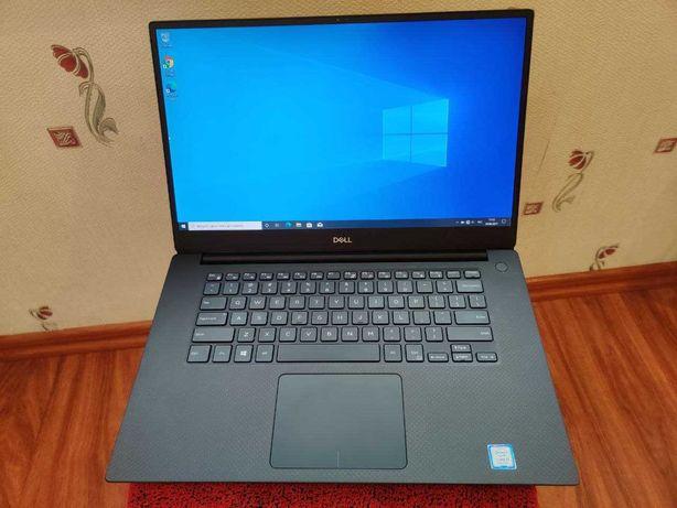 Премиальный Dell XPS 7590, 16 GB RAM, GTX 1650, Core i5-9gn., SSD