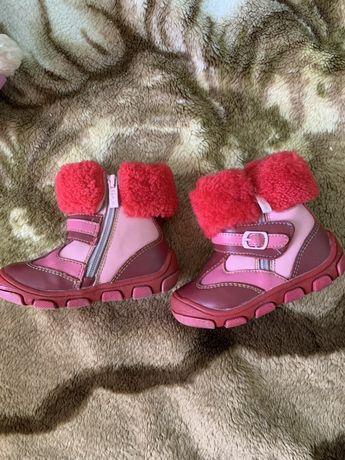 Зимние ботинки Том М   22