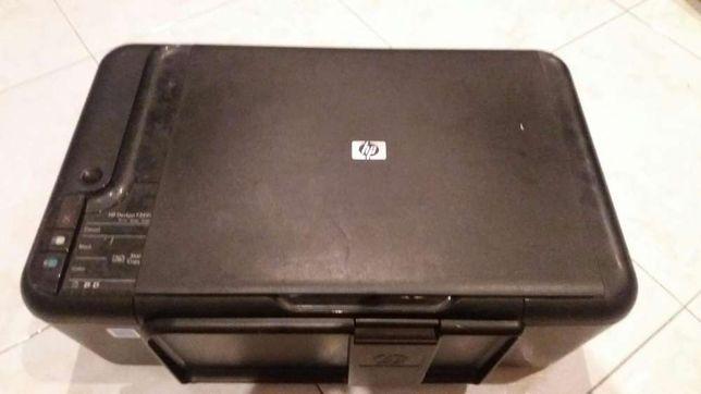 Impressora Hp Deskjet F2492