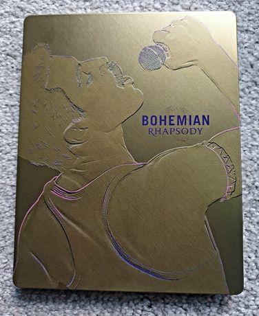 Bohemian Rhapsody steelbook bluray