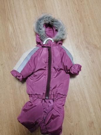 Продам костюм зимний для собаки