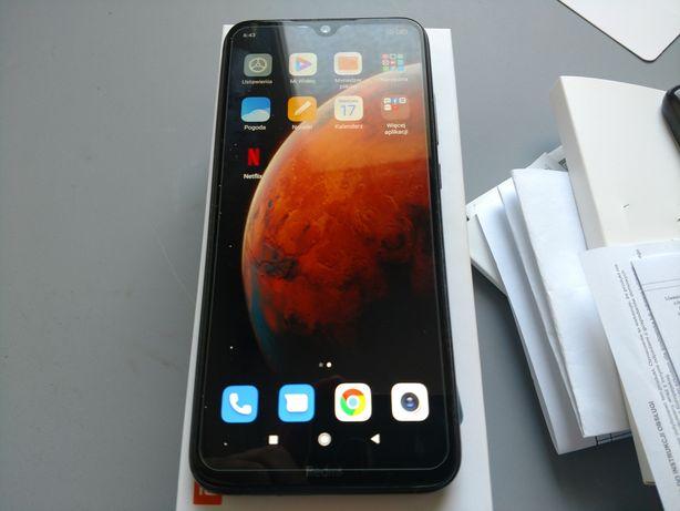 Xiaomi Redmi Note 8T 4/64, 3 aparaty, gwarancja, doinwestowany zadbany