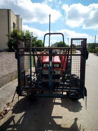 Despampanadeira  hidráulica / corta parras para tractor