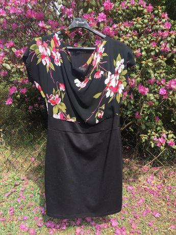 Sukienka w kwiaty Mohito r. 34 XS
