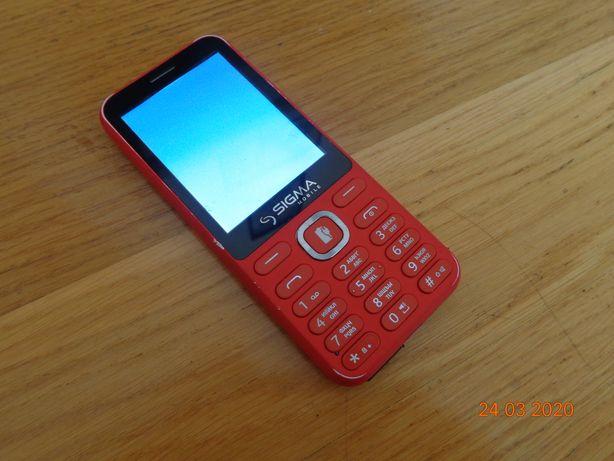 телефон Сігма