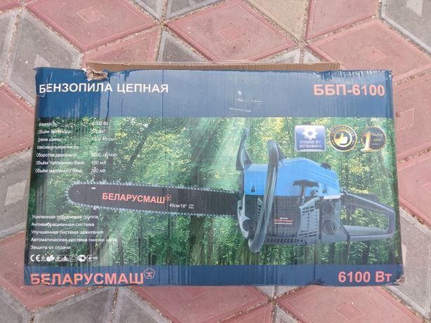 Продам бензопила Беларусмаш