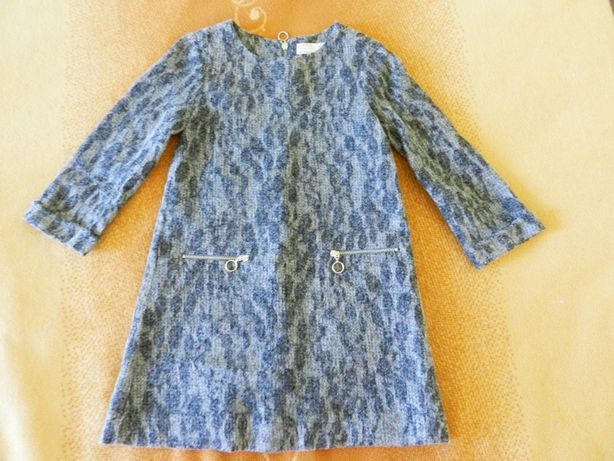 платье зимнее ZARA