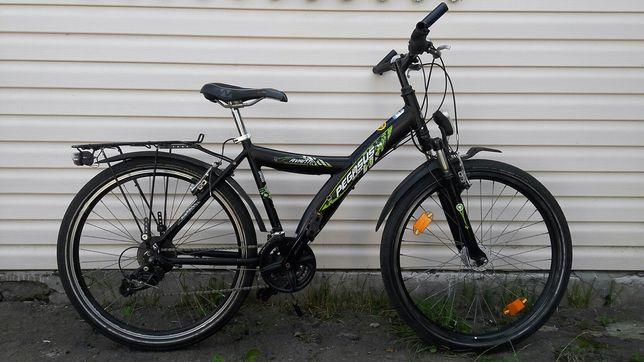 Велосипед Pegasus Avanti 26 на SHIMANO алюминий динамо-генератор Germa