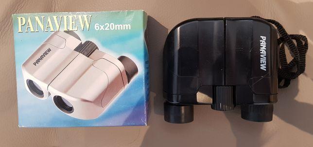 Binóculos Panaview 6x20mm novos nunca usados