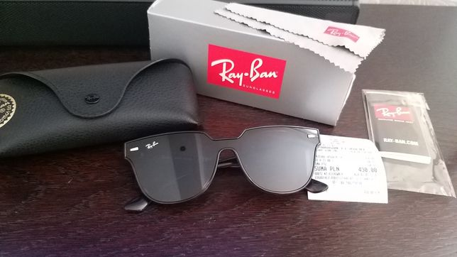 Ray Ban blaze meteor RB 4368N