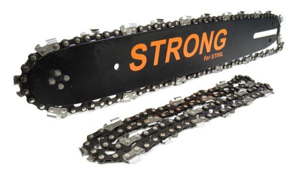 Prowadnica do piły STIHL 35cm 3/8 1,3 + 2 łańcuchy (OGR58)