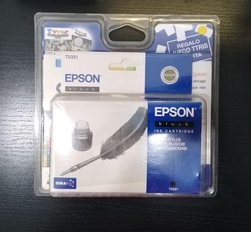 Tinteiro Epson T0321 original
