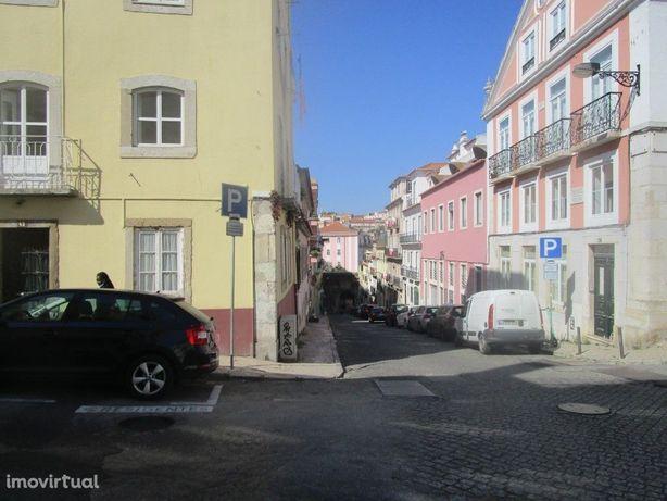 Apartamento T2 no Príncipe Real, em Lisboa