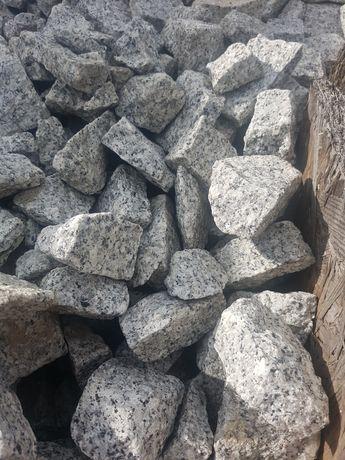 Granit kostka nierówna