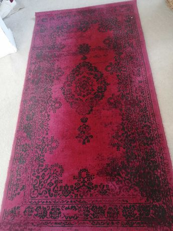 Vintage dywan 80x150 chodniczek